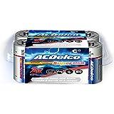 ACDelco C Super Alkaline Batteries, 8-Count