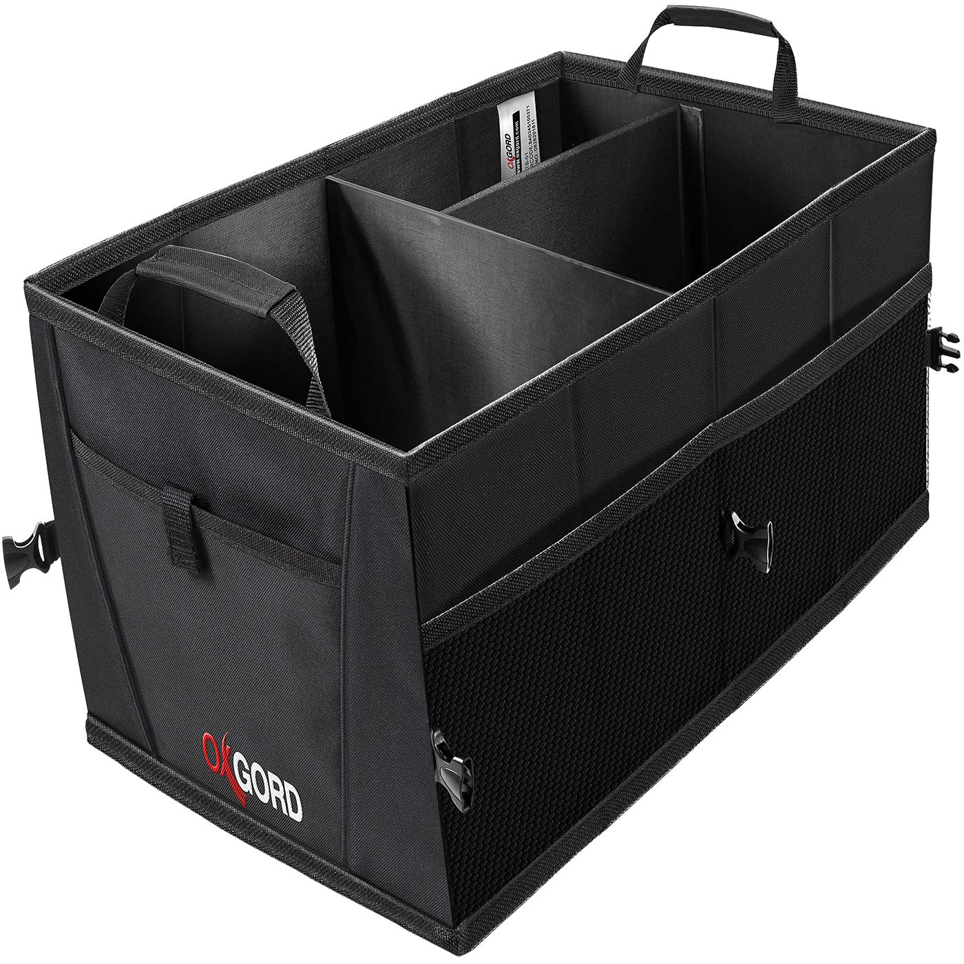 Trunk Organizer for Car Storage - Organizers Best for SUV Truck Van Auto Accessories Organization Caddy Bag