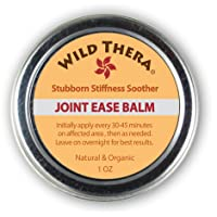 Wild Thera Natural Joint Pain Relief with Herbs & Essential Oils. For Arthritis...