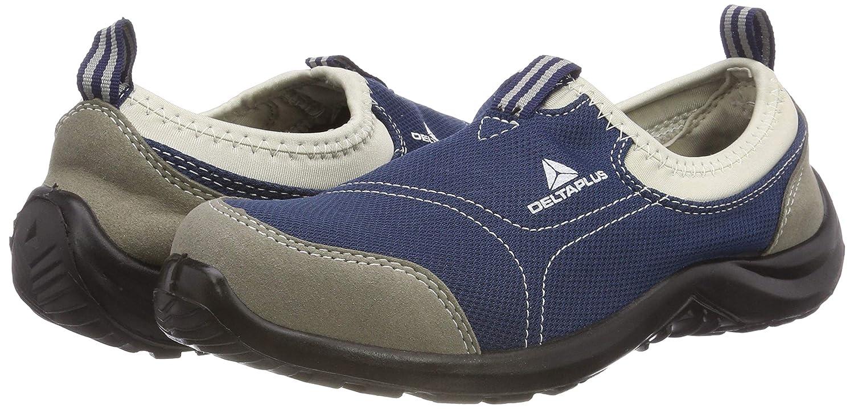 a0dfc2ea Zapatos de seguridad mod MIAMI PLUS S1P SRC flex hiper super ligero -  plantilla Memory foam adapt: Amazon.es: Amazon.es