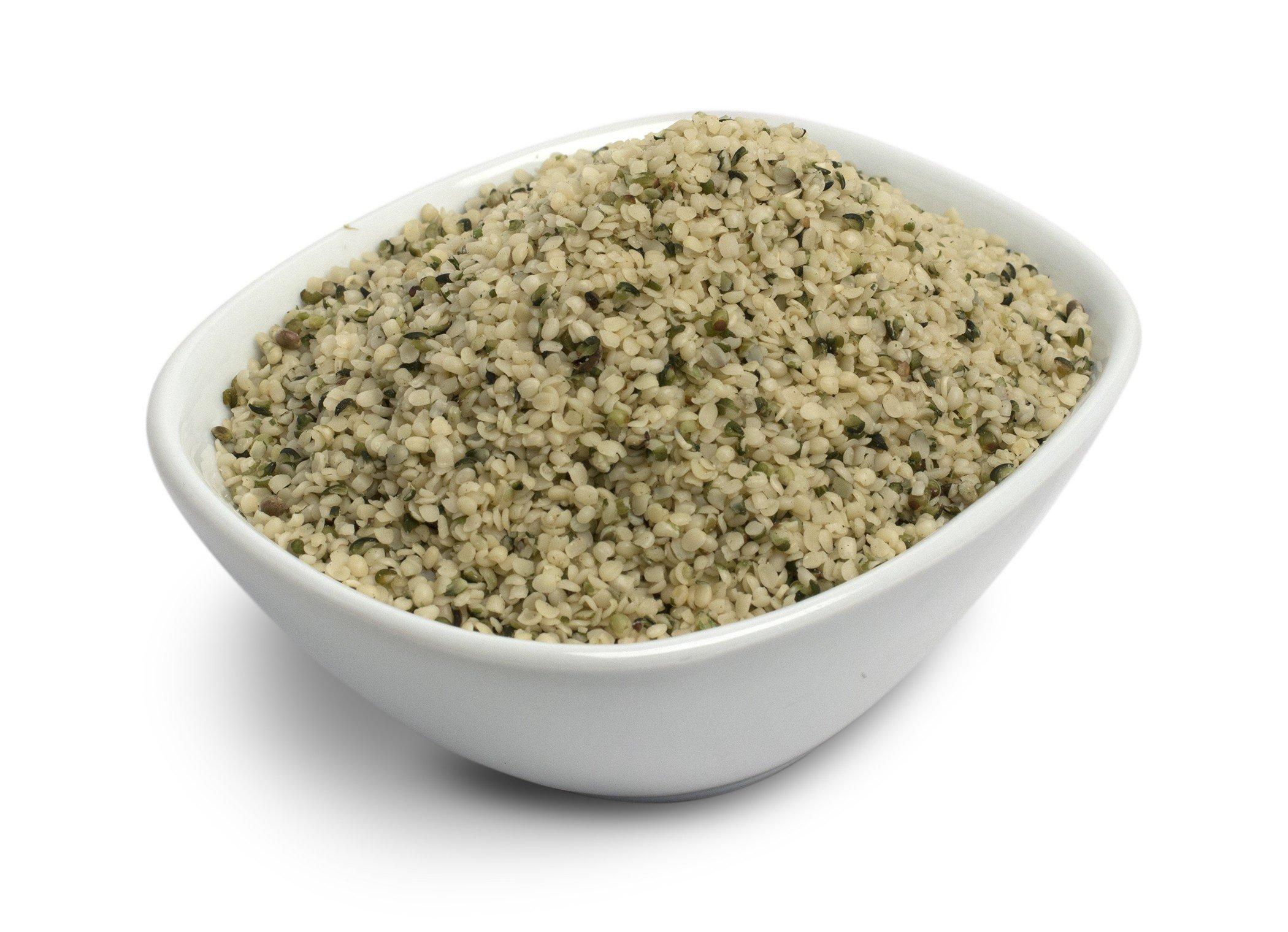 Sunfood Hemp Seeds, Shelled, 1lb, Organic, Raw by Sunfood (Image #4)