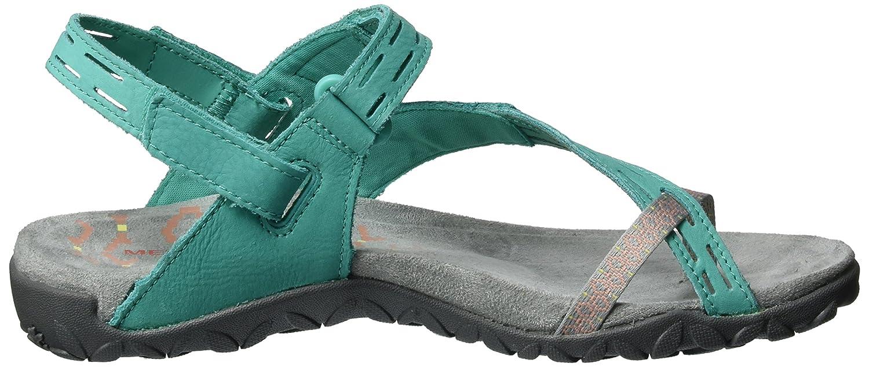 Merrell Women's Terran Convertible II Sandal B01HHHY6X0 8 B(M) US|Atlantis
