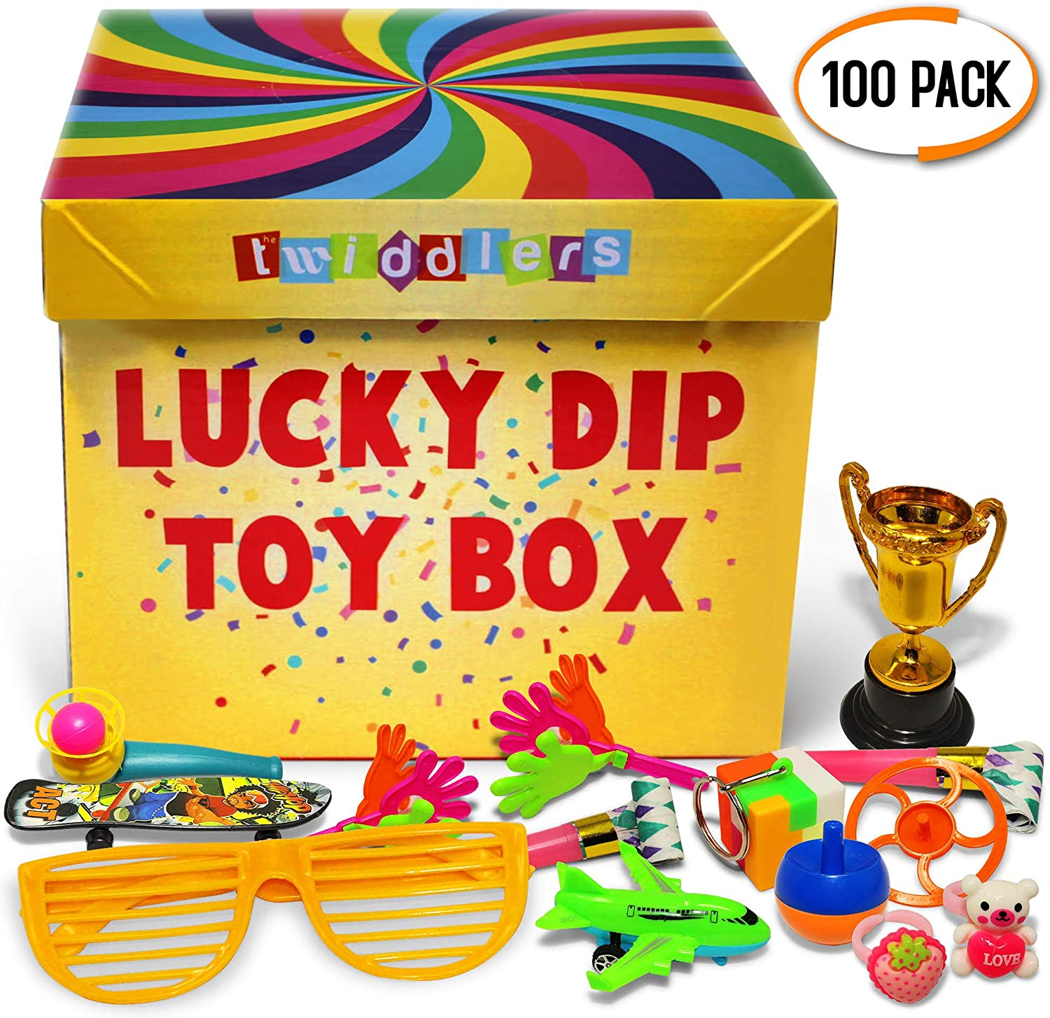 100 small Girl Themed Party Bag Fillers//Toys//Favours Lucky Dip Prizes Treat