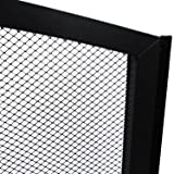Panacea Products 15951 3-Panel Arch Screen with