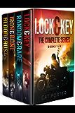 Lock & Key - The Complete Series: Books 1 - 4