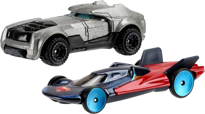 Hot Wheels DJP09 De plástico vehículo de juguete - Vehículos de juguete (De plástico, Negro, Azul, 3 año(s), Niño, Interior, 205 mm) , color/modelo surtido: Amazon.es: Juguetes y juegos