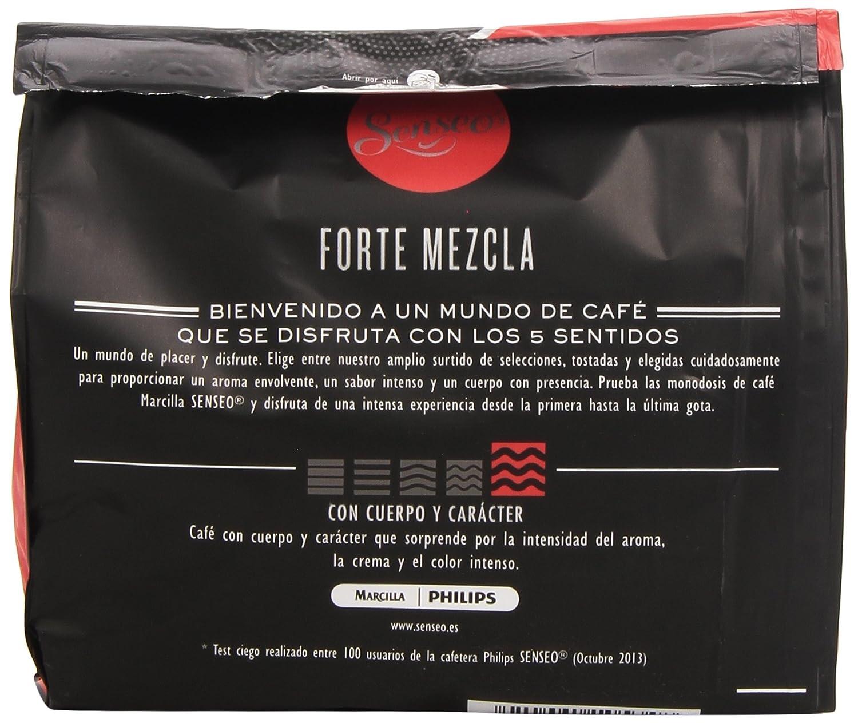 Marcilla Senseo - Bolsa De 18 Cápsulas Mezcla: Amazon.es: Alimentación y bebidas