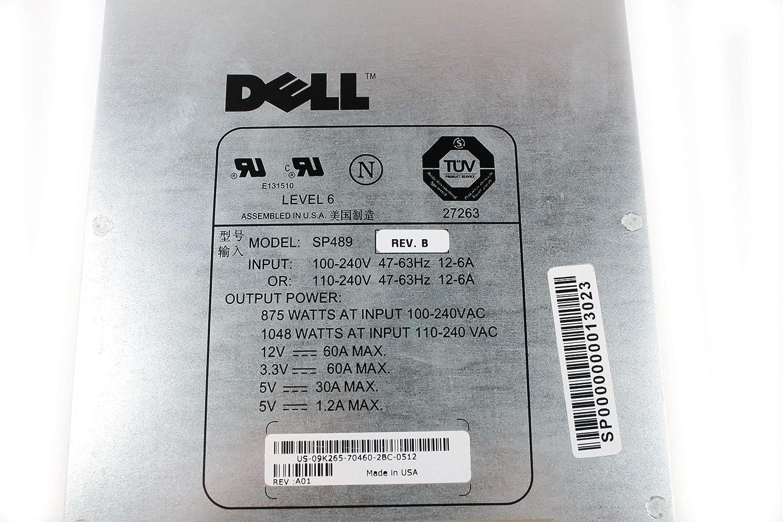 Renewed Dell 9K265 PowerEdge 1655MC Power Supply 1050W