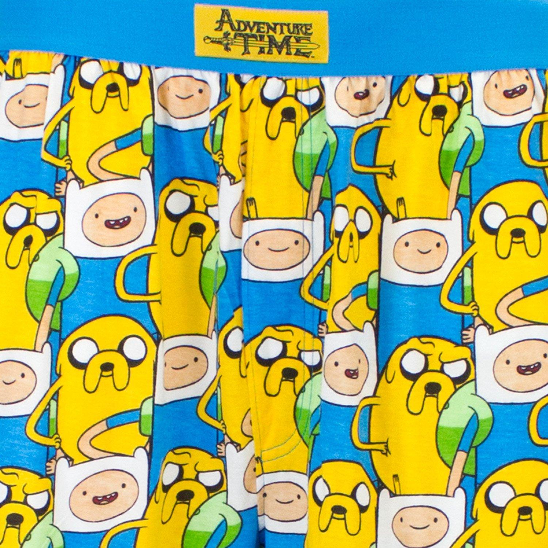 Adventure Time - pantalones del pijama para Hombre - Hora de Aventuras: Amazon.es: Ropa y accesorios