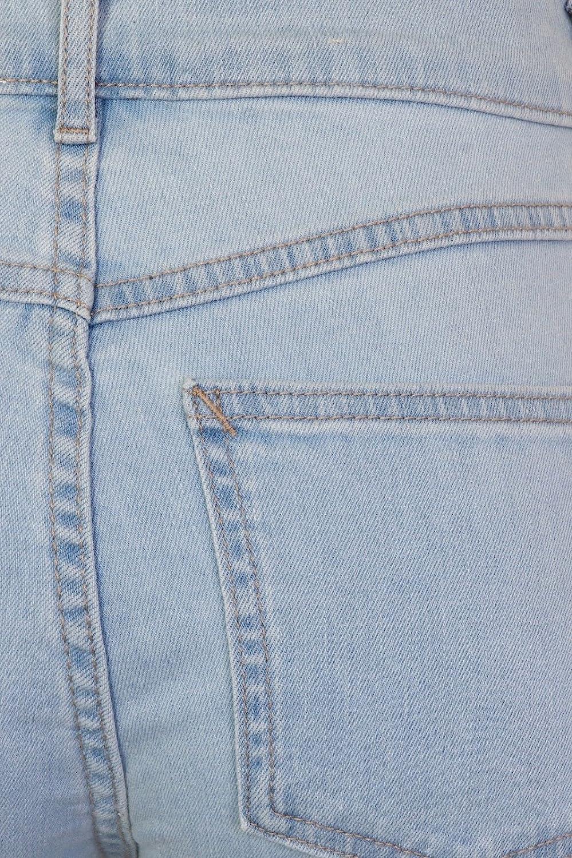 Ex High Street Brand Ladies Straight Leg Jeans Mid Rise Cotton Denim with Added Stretch Fashion Apparel for Women Dark Khaki