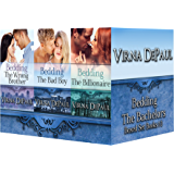 Bedding The Bachelors Boxed Set (Books 1-3)
