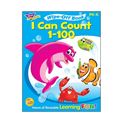 I Can Count 1-100 Wipe-Off® Book: Toys & Games