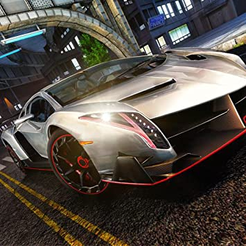 Amazon com: Super Fast Car Drag Race : Car Racing Games 2018
