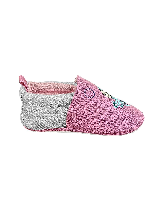 Sterntaler Baby-krabbelschuh Zapatillas de casa Beb/é-Ni/ñas