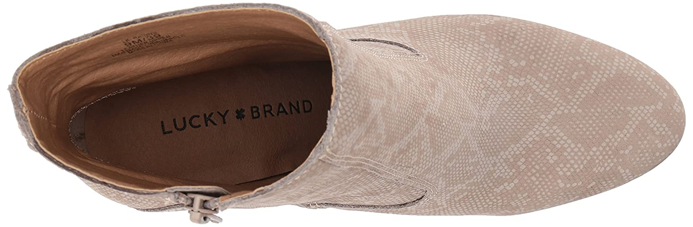 Lucky Brand Women's M Rainns Ankle Boot B01MZ23VLH 9 M Women's US|Feather Grey a7dc0a