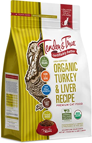 Tender True Pet Nutrition Cat Food