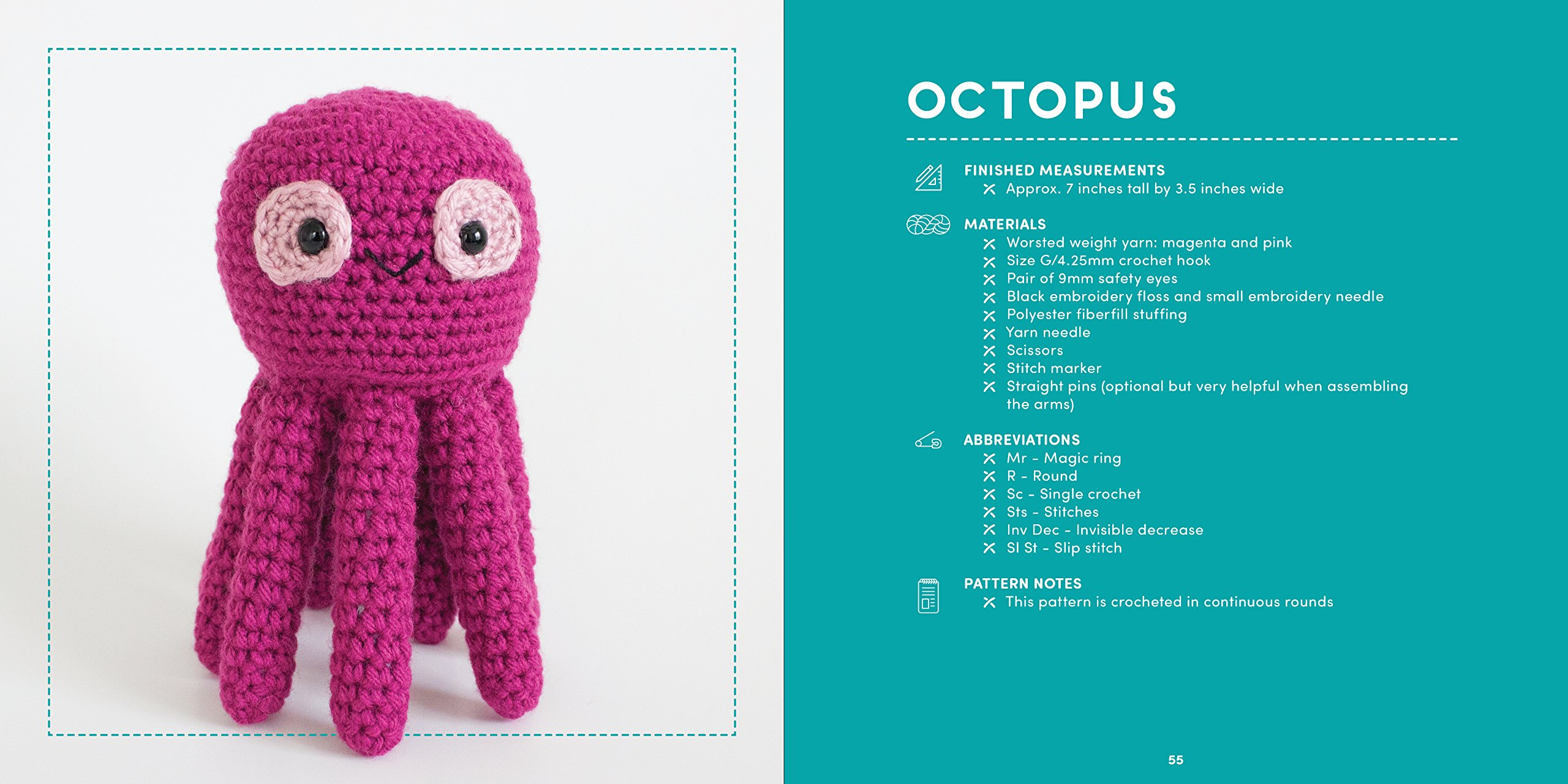 Scrump from Lilo & Stitch Amigurumi Crochet (Pattern Only) - Ollie ... | 1280x2560