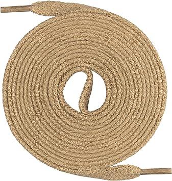Un par de cordones Monte Swiss © Premium, 100% algodón ...