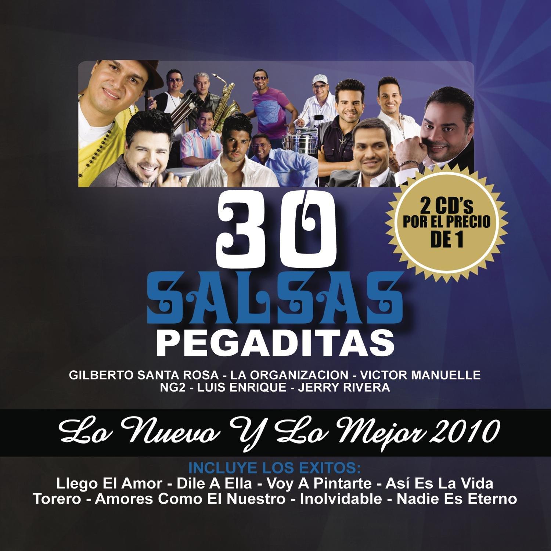 Various Artists - 30 Salsas Pegaditas. Lo Nuevo y lo Mejor 2010 - Amazon.com Music