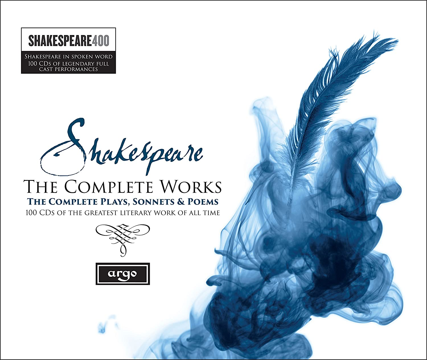 Sir John Gielgud - Shakespeare: The Complete Works [100 CDs][Limited  Edition] - Amazon.com Music