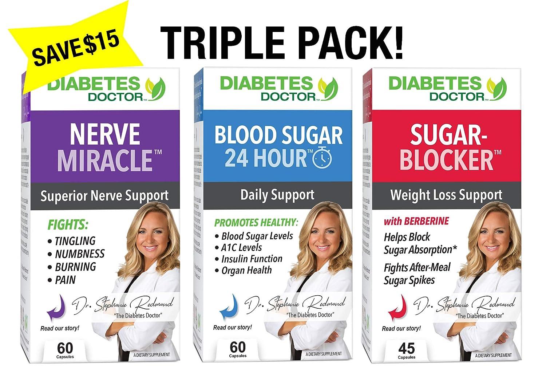 Amazon.com: Diabetes Doctor Complete 3 en 1 Bundle – Soporte ...