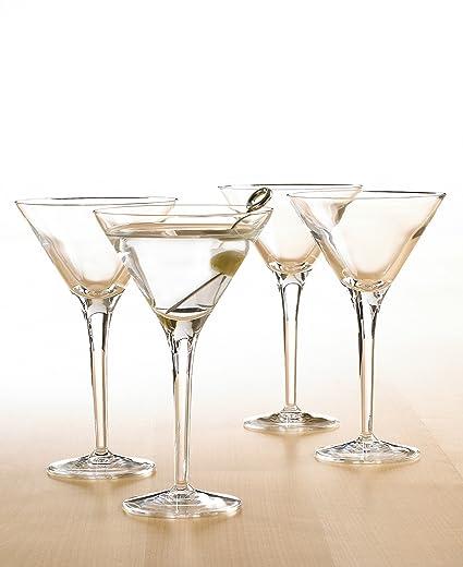 4 oz martini glasses luigi bormioli michaelangelo martini glasses 14 oz set of amazoncom oz