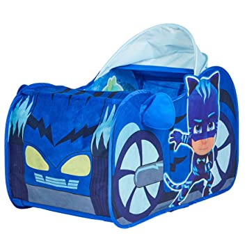PJ Masks Cat Car Play Tent  sc 1 st  Amazon.com & Amazon.com: PJ Masks Cat Car Play Tent: Toys u0026 Games