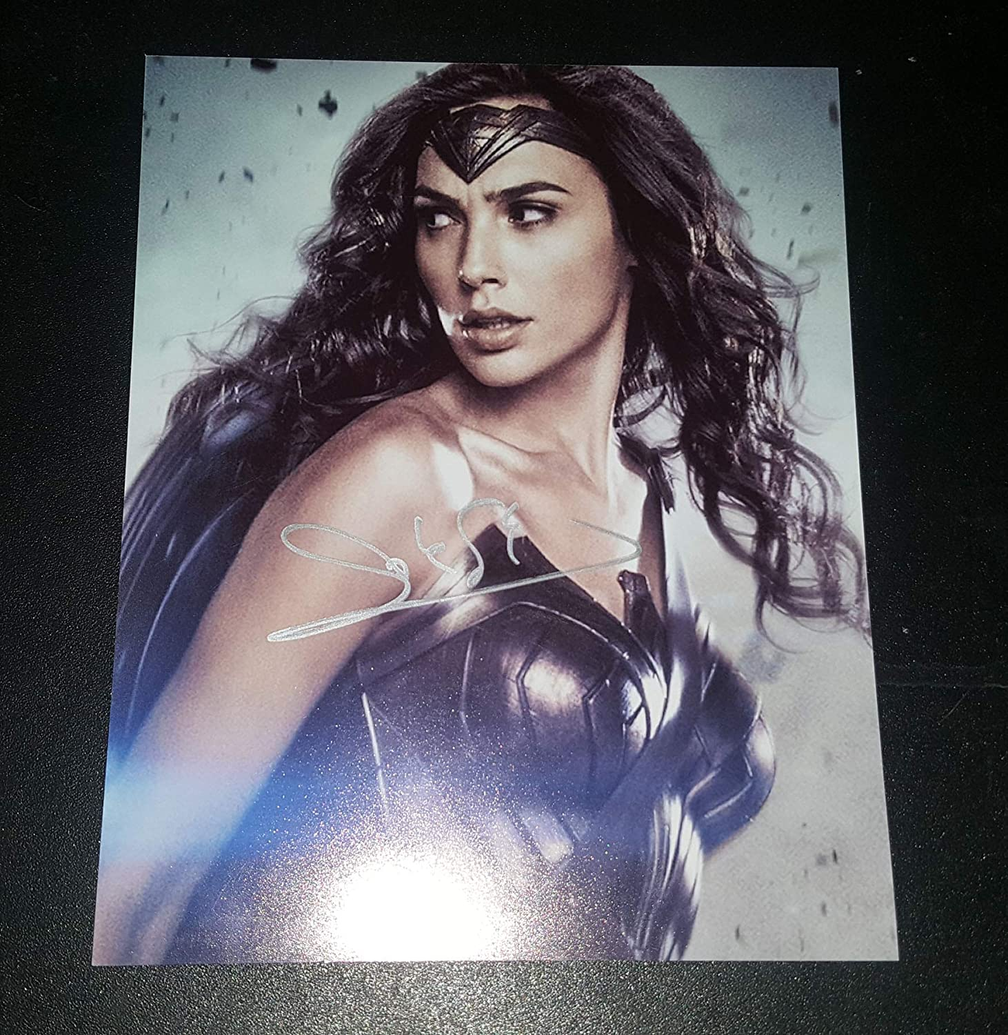 Gal Gadot - Autographed Signed 8x10 inch Photograph - Wonder Woman