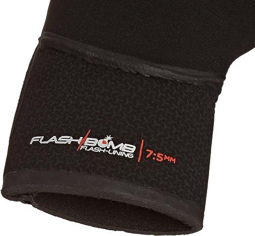 Rip Curl 2017 FlashBomb 7//5mm Mitten Gloves Black WGL6FF
