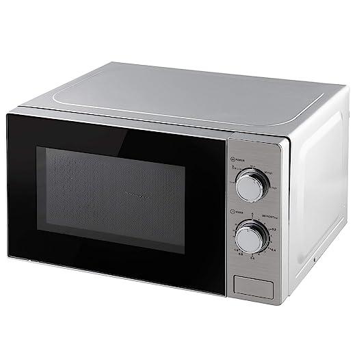 Kuken microondas 700W.20L. INOX 6 funciones de cocción ...
