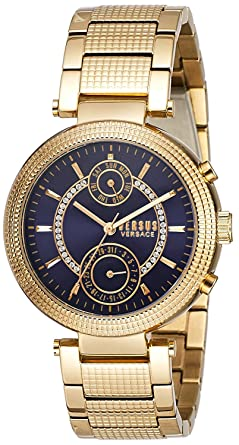 Montre - Versus Versace - S79070017  Amazon.fr  Montres 551fee554f8