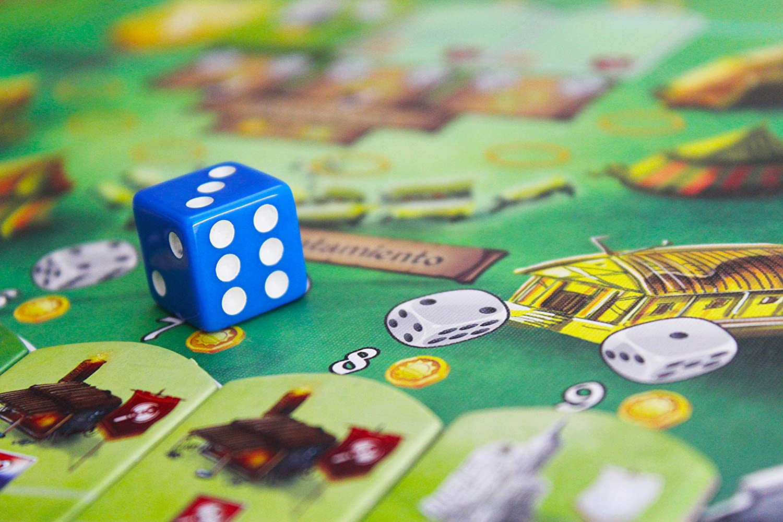TCG Factory RISE TO NOBILITY Juego de mesa en español para 1 a 6 jugadores. Eurogame de estrategia ambientado en un mundo de fantasía. Juego de tablero.: Amazon.es: Juguetes y juegos