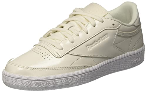 7e3d8eda6c5 Reebok Women s Club C 85 Patent Tennis Shoes  Amazon.co.uk  Shoes   Bags