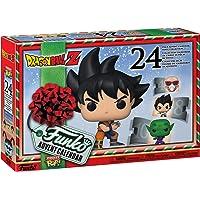 Funko 49660 Advent Calendar: Dragon Ball Z Pocket Pop! - 24 Vinyl Figures (2020)