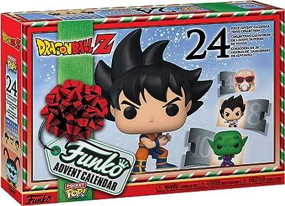 FUNKO Advent Calendar: Dragon Ball Z