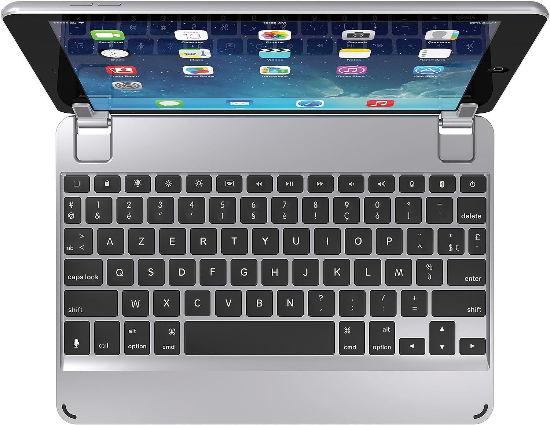 Brydge AZERTY teclado Bluetooth para el nuevo iPad de Apple 9,7, Pro 9.7, aire 1y 2