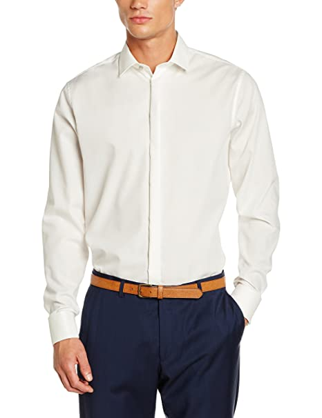 Modern es Camisa Kent Para Party Hombre Ropa Amazon Seidensticker dq10Od