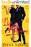Lip Action (Kiss Talent Agency Book 4)