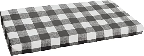 1101Design Premier Prints Anderson Matte Bristol Decorative Indoor/Outdoor Rectangle Bench Cushion