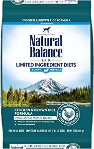 Natural Balance L.I.D. Limited Ingredient Diets Dry Dog Food