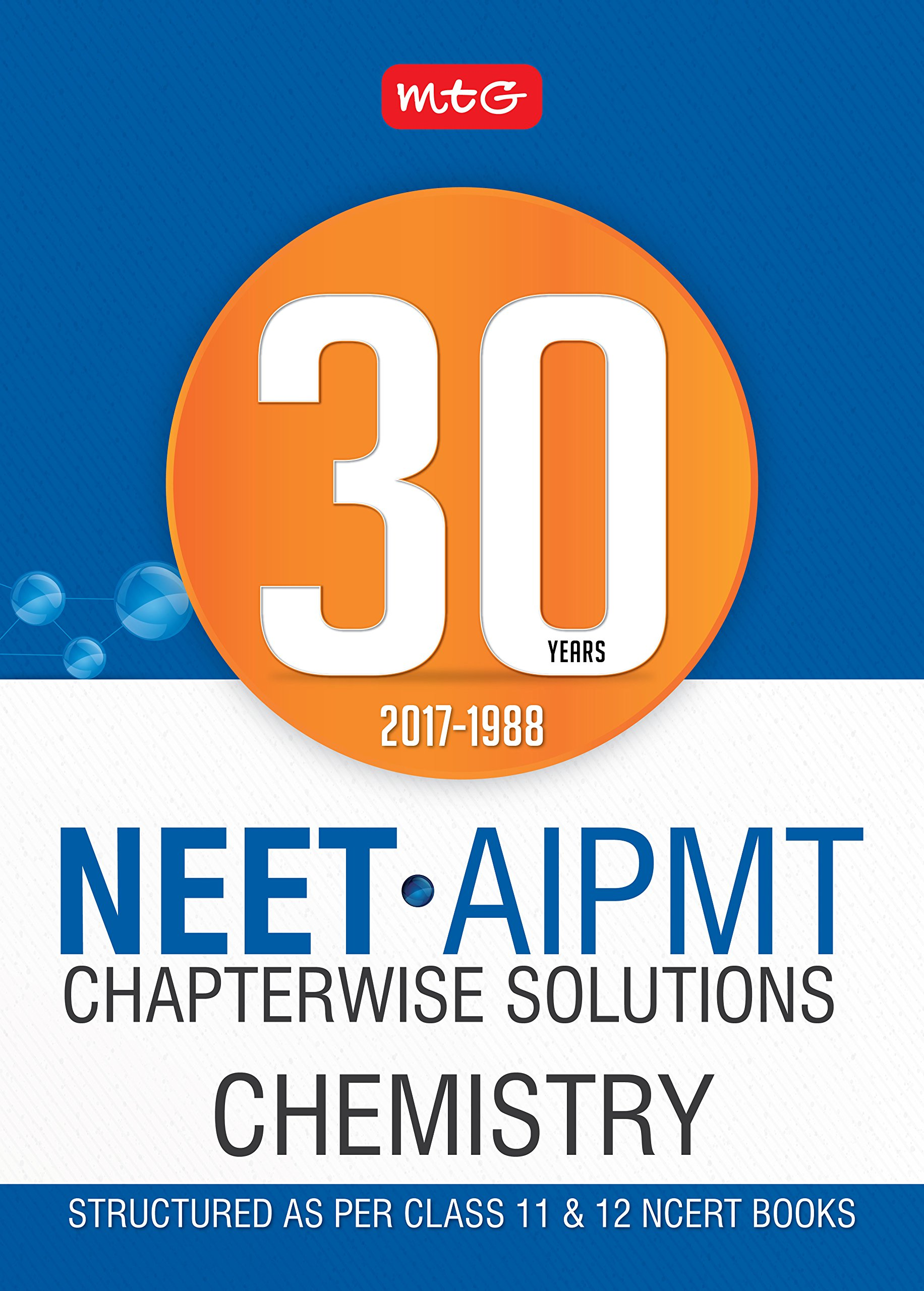 30 Years NEET-AIPMT Chapterwise Solutions - Chemistry PDF