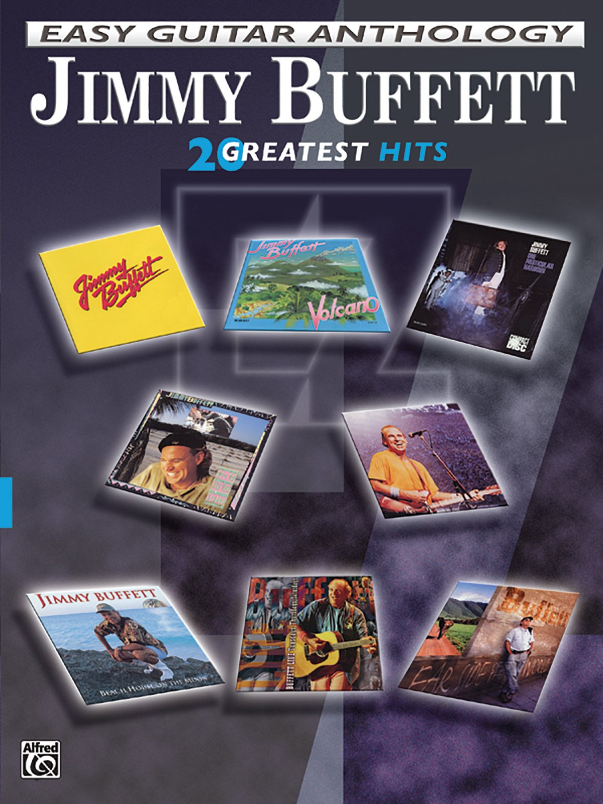 Amazon jimmy buffett easy guitar anthology 20 greatest amazon jimmy buffett easy guitar anthology 20 greatest hits easy ez guitar anthology 9780757938238 jimmy buffett books hexwebz Choice Image