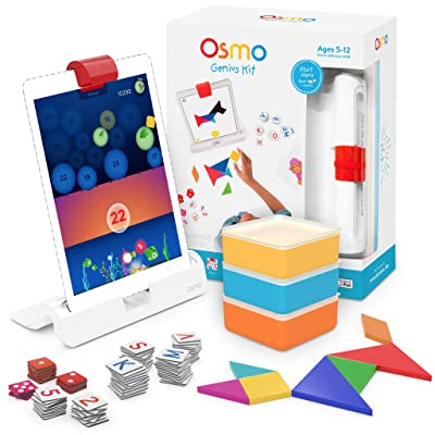 Osmo - Genius Kit For Ipad - (Newer Version Available - Discontinued by Manufacturer): Toys & Games
