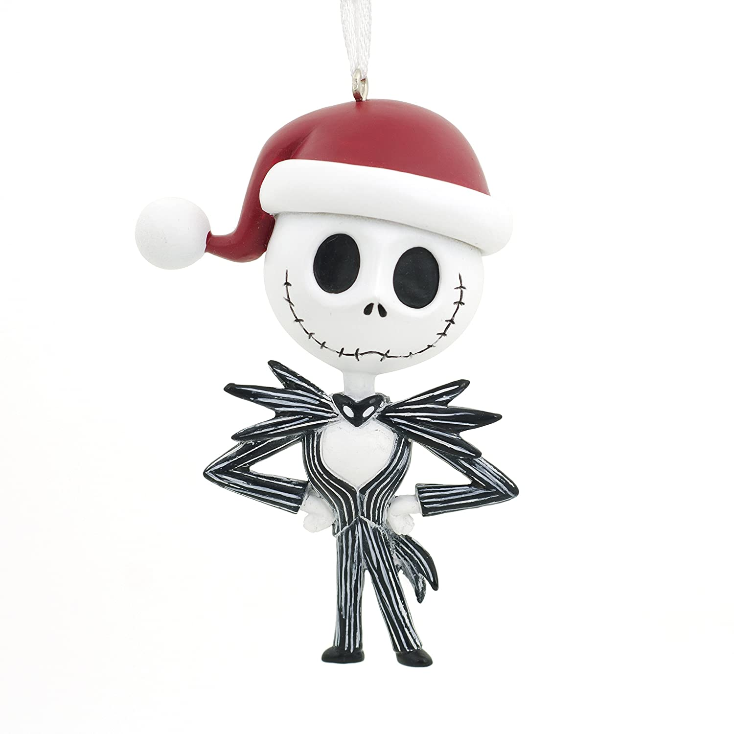 Amazon.com: Hallmark Christmas Ornament Disney Nightmare Before ...