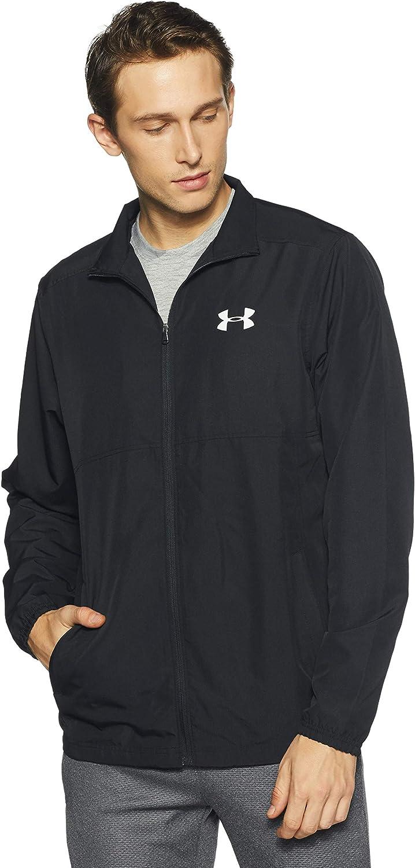 Under Armour Men/'s HeatGear Full-Zip Wind Jacket