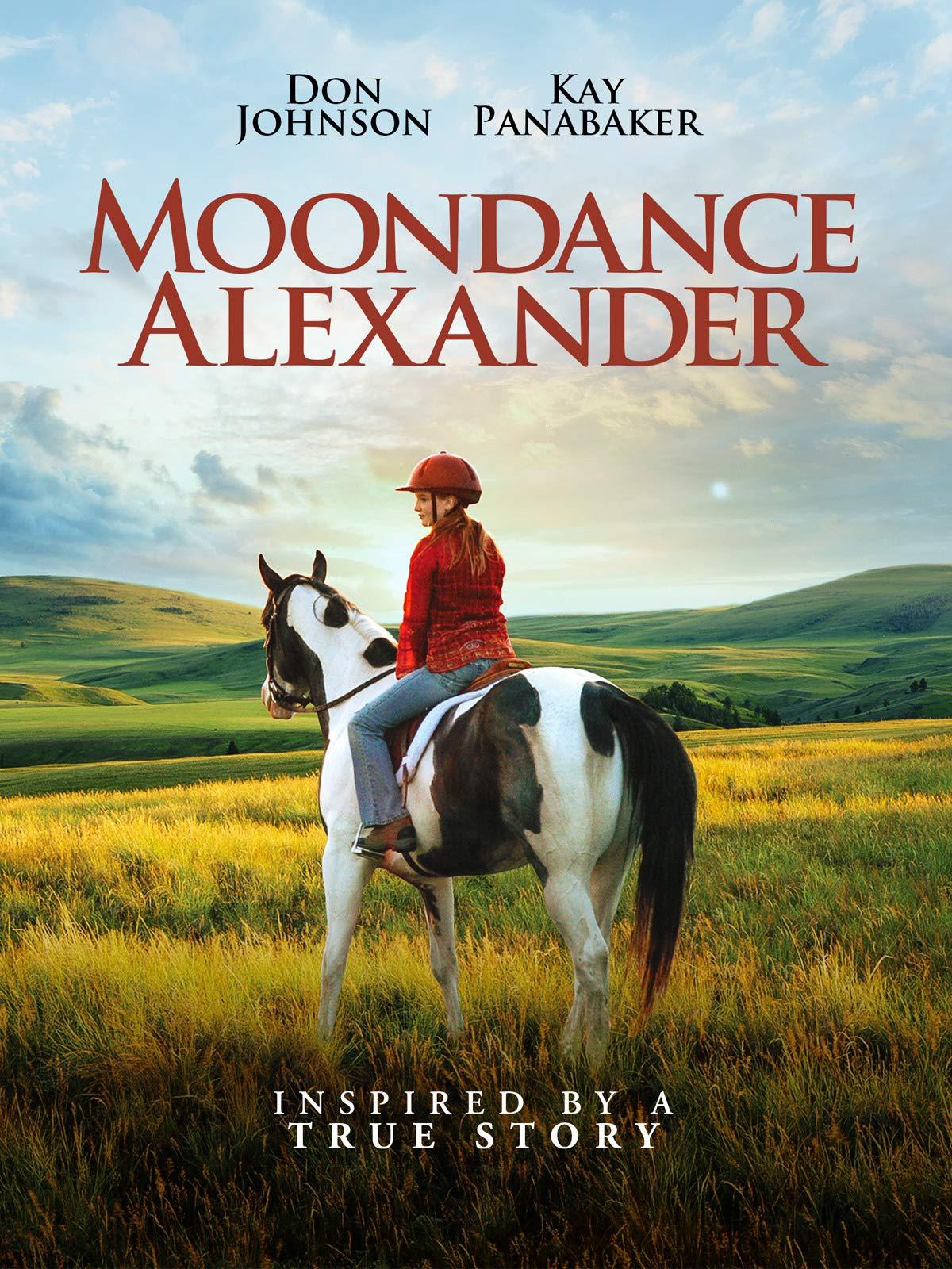 Moondance Alexander on Amazon Prime Video UK
