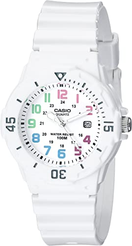 Casio Women's LRW200H-7BVCF Watch review