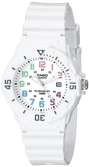 3613ff80213b Casio LRW200H-7BVCF Reloj para mujer  Casio  Amazon.com.mx  Relojes