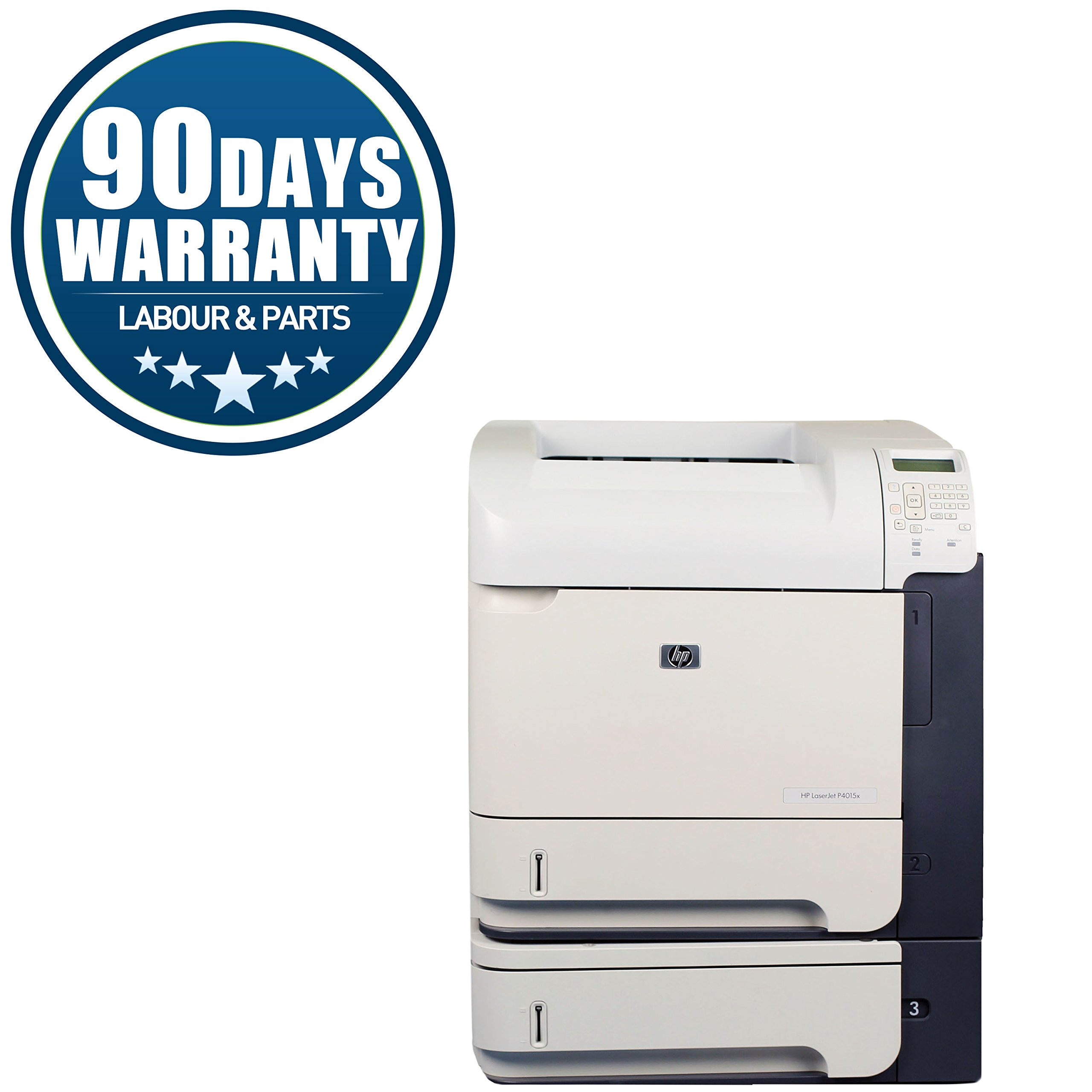 HP LaserJet P4015X,52PPM,DuPlexer,90 Days (Certified Refurbished) by AST Computer