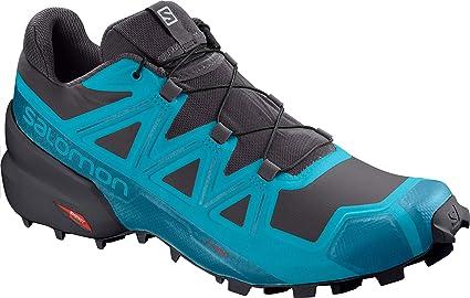 Farbbrillanz Herbst Schuhe exquisiter Stil SALOMON Herren Trailrunningschuhe Speedcross 5